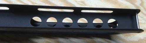 Sight rail