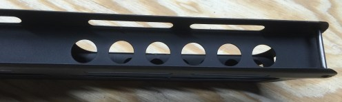 Sight rail