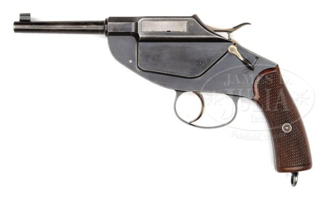Schlegelmilch automatic pistol