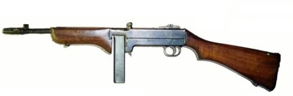 BSA Model 1926 Thompson, right
