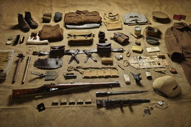 World War One Soldiers' Loadouts – Forgotten Weapons