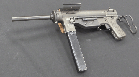 M3 and M3A1 Grease Guns – Forgotten Weapons