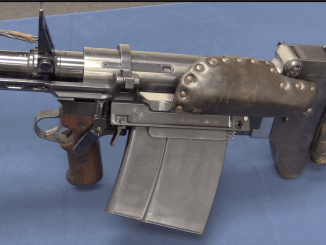 Hatchet-Stock for a C96 Mauser – Forgotten Weapons