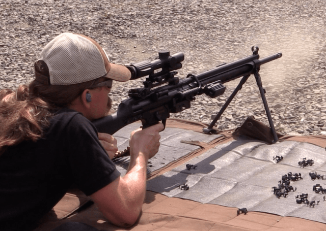 Shooting the HK21 Modular Machine Gun – Forgotten Weapons