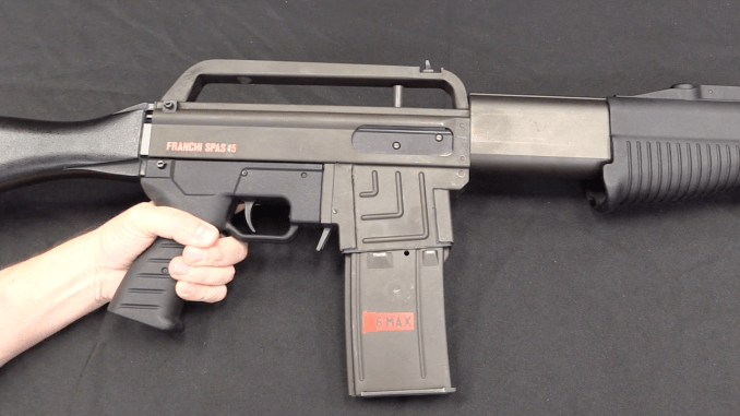 Shotgun – Forgotten Weapons