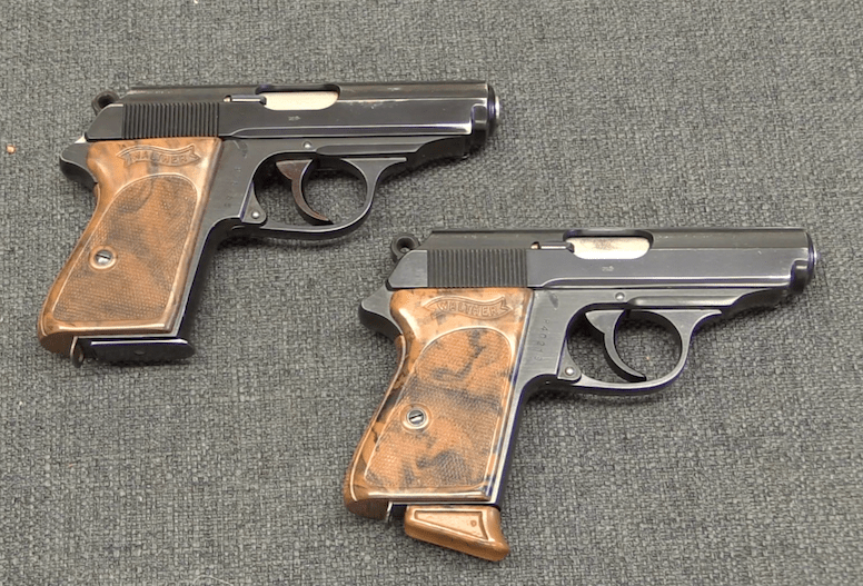 Walther Ppk Serial Number K