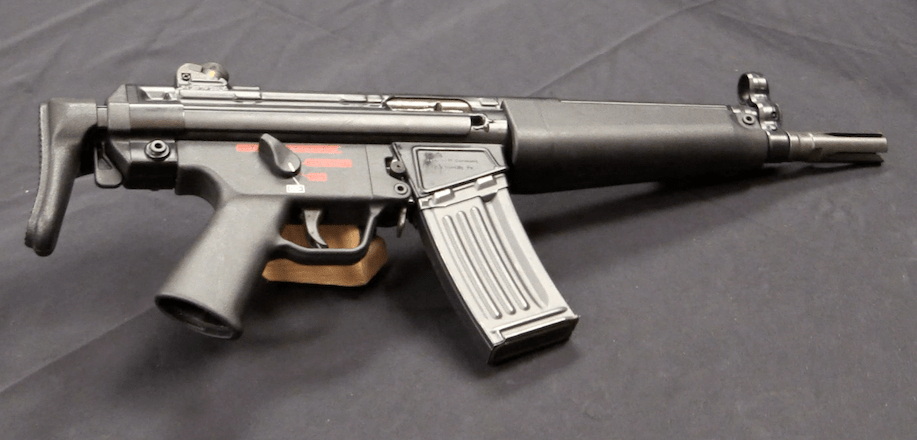 H&K's Middle Child: The HK33 and HK53 in 5.56mm