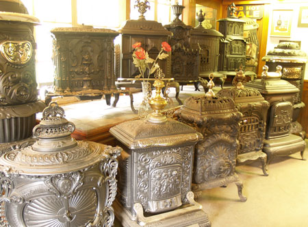 Bussey Mcleod Stove Co Troy Ny Red 2 900