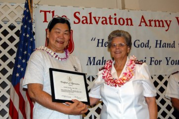 Hanapepe Outstanding Volunteer Organization of the Year, Kalaheo Missionary Church
