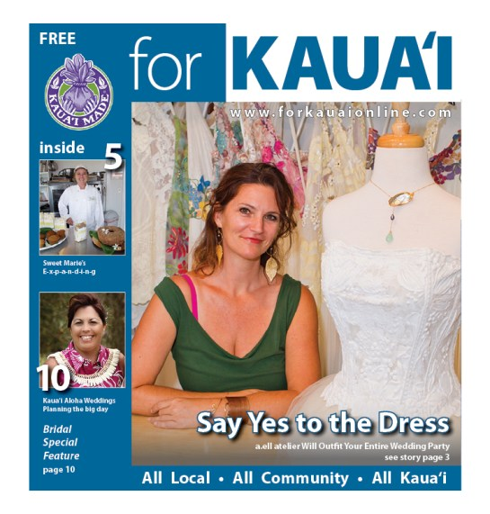 "June Cover of ""For Kaua`i"""