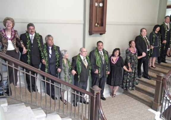 Re-opening of the Historic Kaua`i County Building in September 2011
