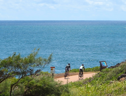 The Kaua'i Bike & Pedestrian Path