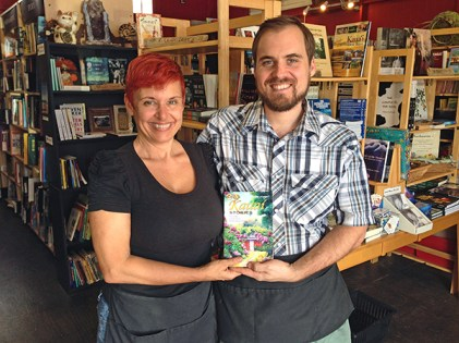 Talk Story Bookstore in Hanapepe proudly supports many books by local authors, including Pam Varma Brown's Kaua'i Stories, a collection of endearing stories of local residents.