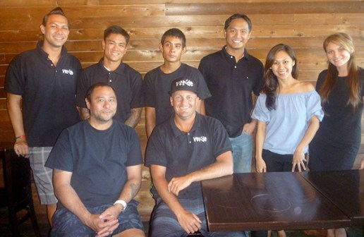 The staff at Verde Restaurant loves to work there, and it shows through their friendly and personalized service.