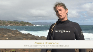 Researcher Chris Runyon