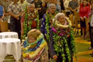 The Distinguished Alumni Awards ceremony in Waikiki, O'ahu last week.