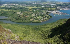 Hule'ia River and Estuary