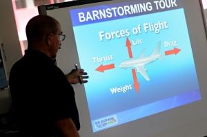 The Barnstorming Tour on O'ahu, 2012.