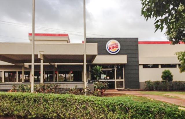 Burger King Kukui Grove, grand re-opening Tuesday, December 1st.