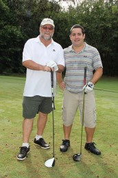 Pat Lichenstein, left, and Jon Ventura