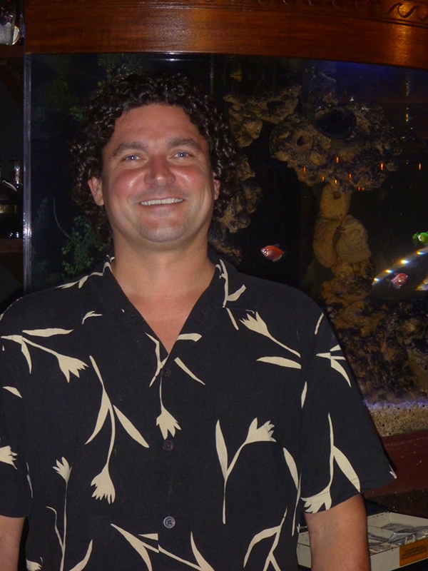 Trees Lounge owner Mark Myers