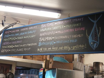 The Dolphin Fish Market is ideal for finding the freshest fish and all the fixings for a great gourmet meal at home.