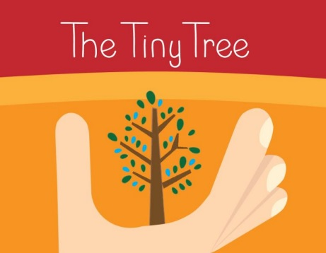HTY The Tiny Tree logo