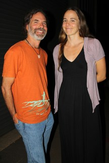 Paul Delson and Kelly Wassell