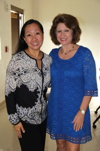 Susan Tai Kaneko, left, and Sue Kanoho