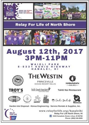 Relay for life North shore
