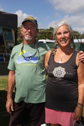 Bill and Gayle Parker of B-Rad Foundation