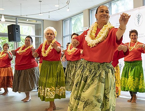 Hula Study Finds Drop in Blood Pressure in Native Hawaiians (w/ video)