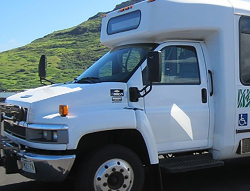 County announces changes in Standard Operating Procedures (SOPs) for The Kaua'i Bus