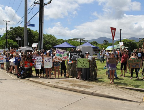 Kaua'i Global Climate Strike