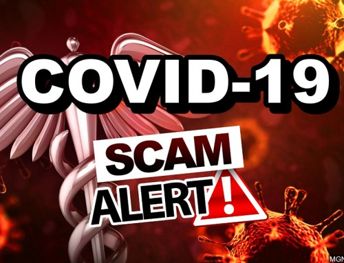 KPD: Scammers on the Rise Amid COVID-19 Crisis