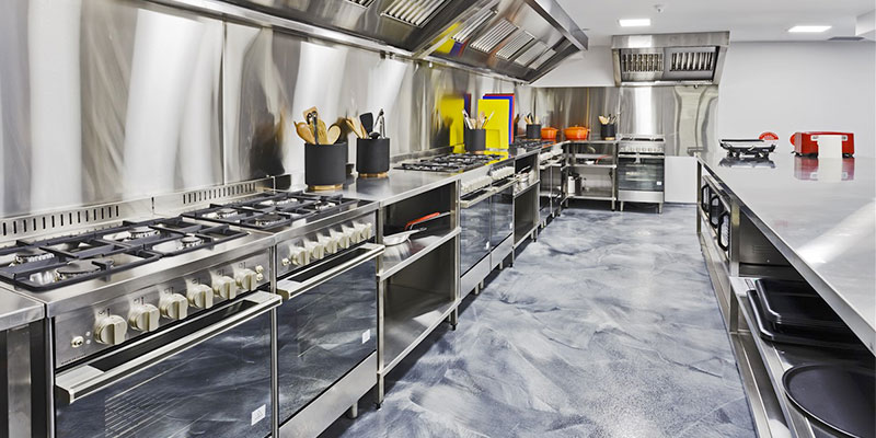 Restaurant Kitchen Design Pictures
