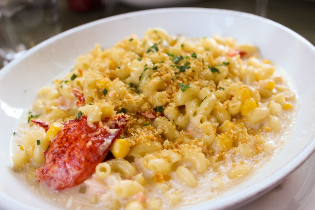 Smack Shack Lobster Mac & Cheese