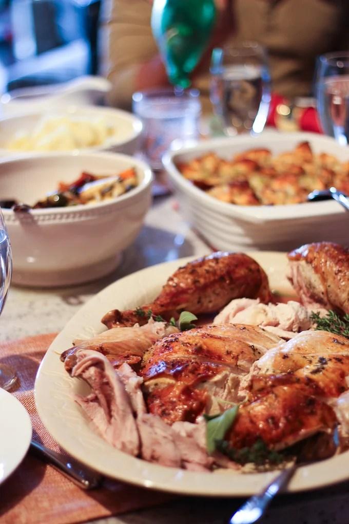 Thanksgiving in December
