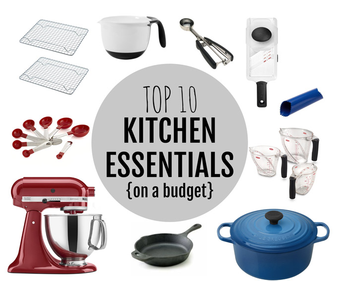Kitchen Essentials // forkinthekitchen.com