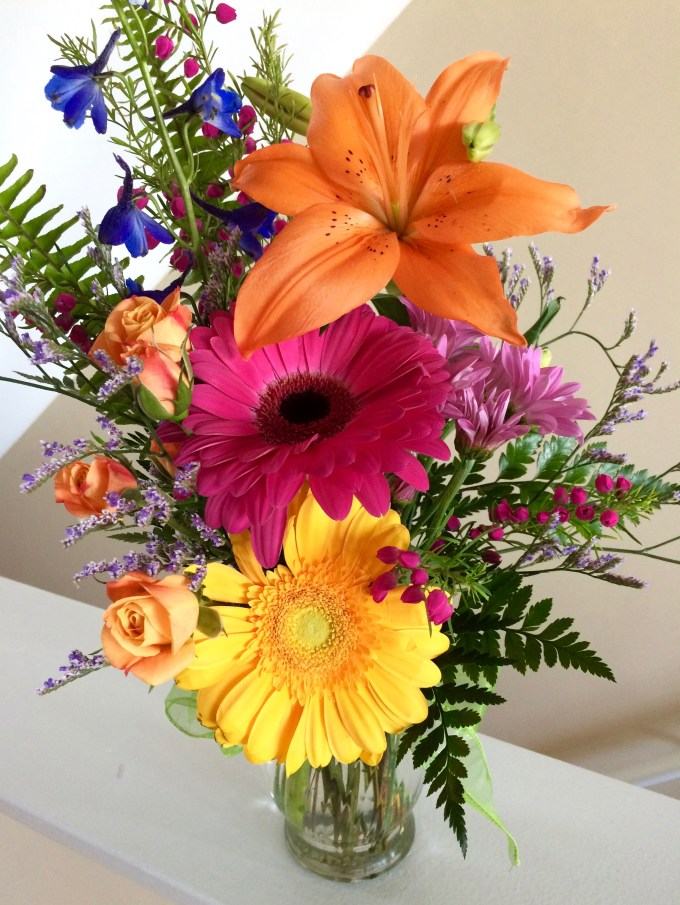 april 2016 flowers // fork in the kitchen
