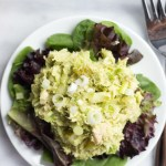 Avocado Tuna Salad // Fork in the Kitchen
