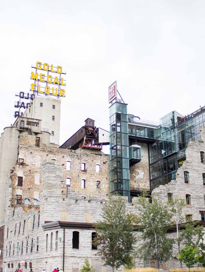 Mill City {Minneapolis}