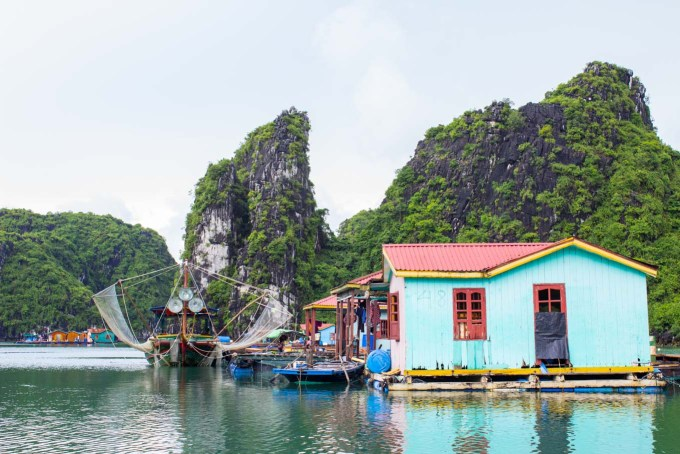 Ha Long Bay, Vietnam | Fork in the Kitchen