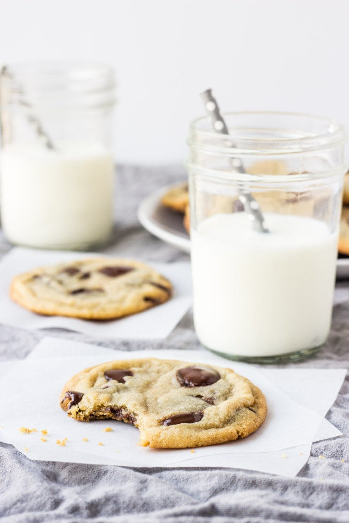 Ultimate Chocolate Chip Cookies - the perfect balance of salty and sweet, soft and chewy.   Fork in the Kitchen