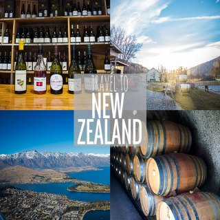 The Grand Adventure: New Zealand