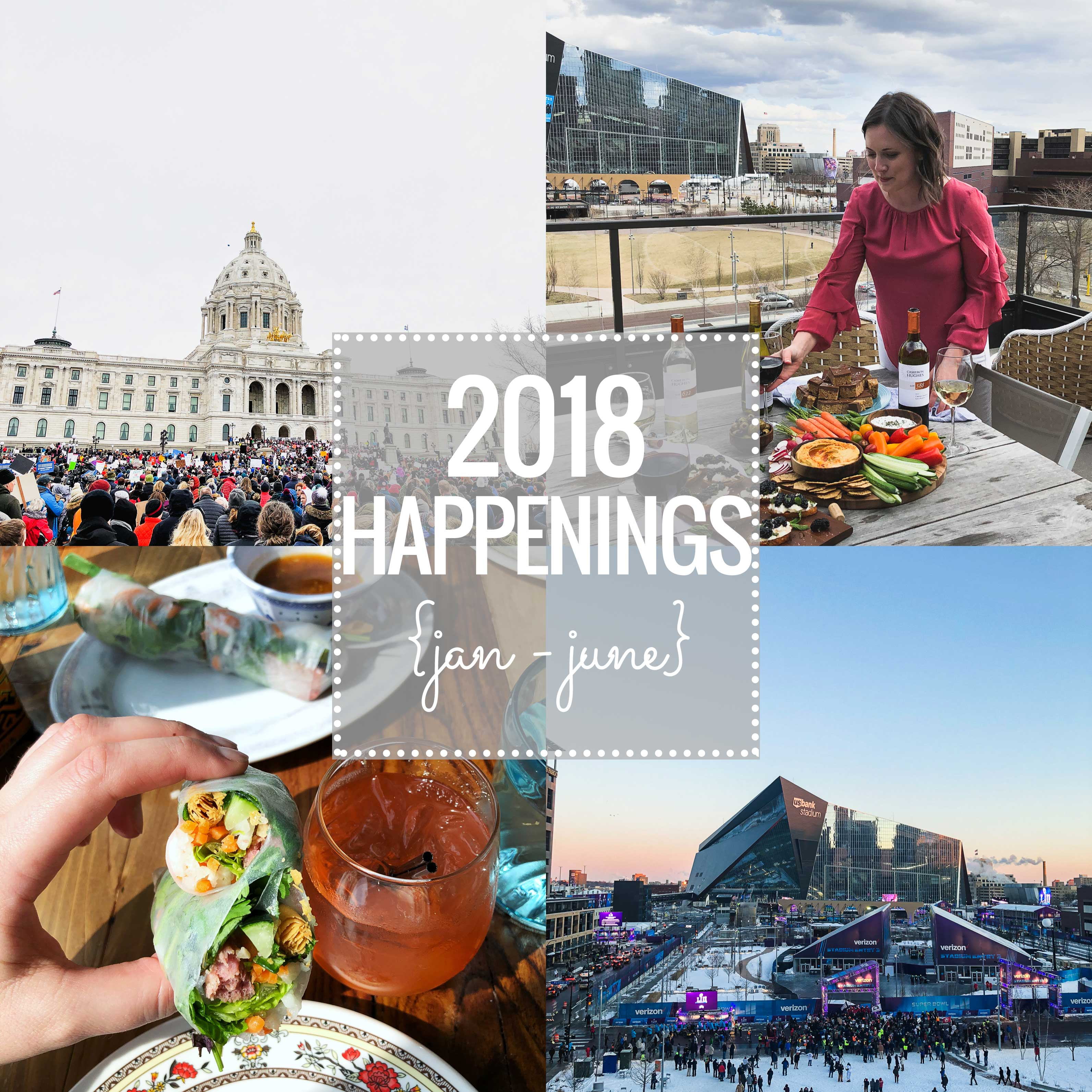 2018 January - June Update | Fork in the Kitchen