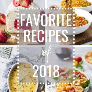 Top Recipes of 2018   Fork in the Kitchen