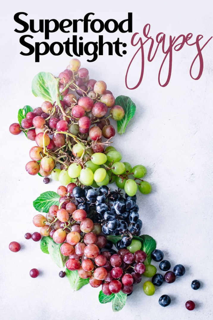Love grapes? Get the lowdown on the vines: history, cultivation, how to cook and store, and recipes using grapes. #grapes #wine #recipes #nutrition #health