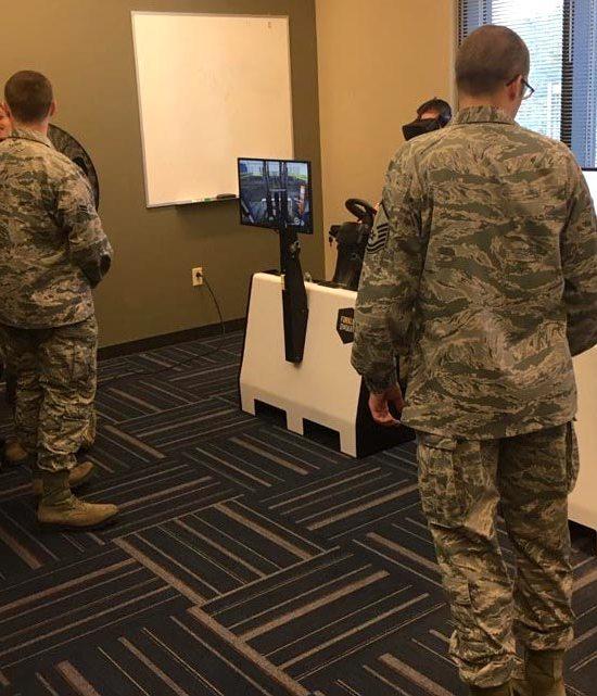 VR Forklift Training