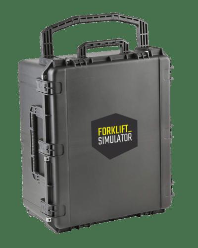 Forklift-Simulator Protection Case